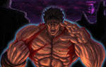 Ken's rage by SpectralKnight