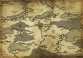 D.O.D - Map of Taoko by Dorchette