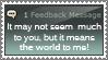 Feedback stamp by AnaPunda
