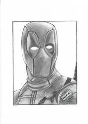Deadpool by ayush627