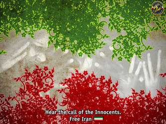 Iran, Free them, Hear them by arasch