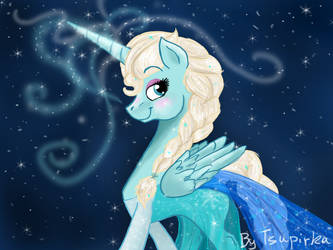 The cold never bothered me anyway by FreckledBastard