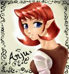 Anju - Practice by Tomo-Chi