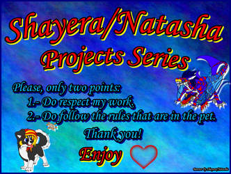 Personal Banner with my Oc's by Shayera-Natasha