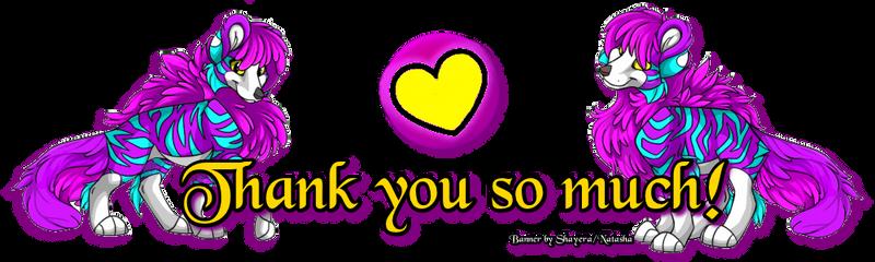 Thanks! 3 by Shayera-Natasha