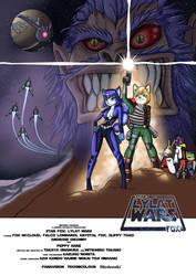 STAR FOX -The Lylat Wars by ChrisEdwardsUK
