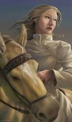The Rider by krazykrista