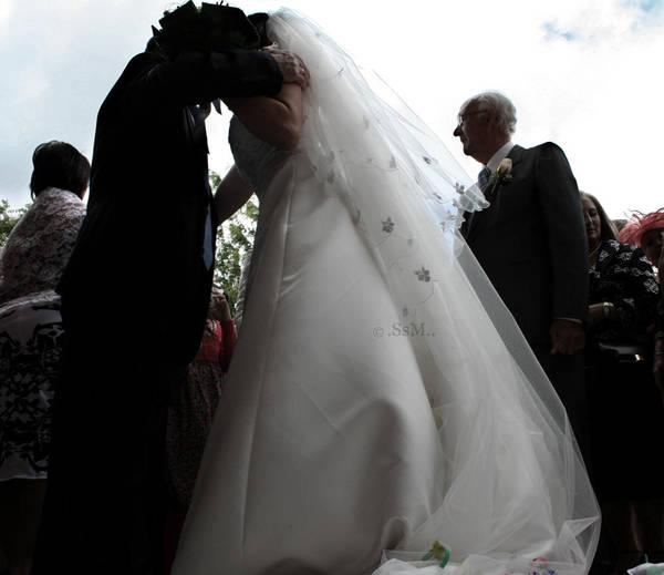 The Bride by SarasMunilla