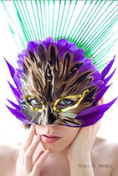 Melancholy of carnival by SarasMunilla