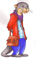 Young Otterman by Lilly-and-Co