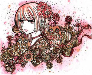 owlets by koyamori