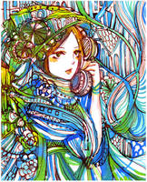 operator by koyamori