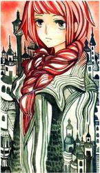 city girl by koyamori