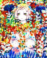 dissolve by koyamori