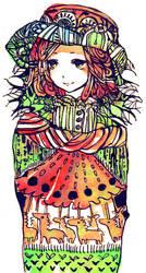 carousel by koyamori