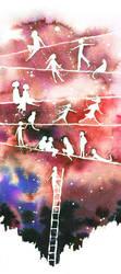 ladder by koyamori