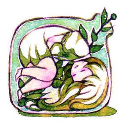 spring in a jar by koyamori