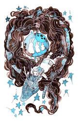 feasting on stars by koyamori