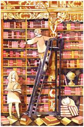 the golden room by koyamori