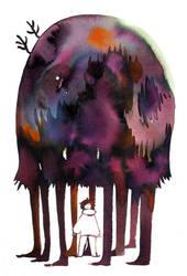 creature no. 1 by koyamori