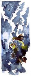 winter by koyamori