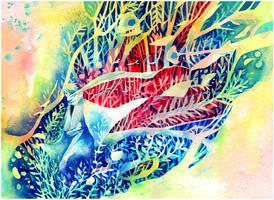fishbones by koyamori