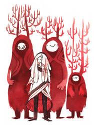 little tribe by koyamori