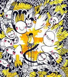 One and Many by koyamori