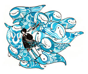 Dive by koyamori