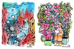 cards by koyamori