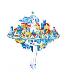 Wakusei by koyamori
