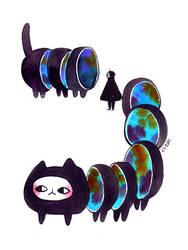multidimensional caterpillars by koyamori
