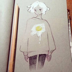 Egg by koyamori