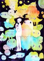 night glo by koyamori