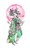 leaf by koyamori