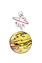 over the moon by koyamori