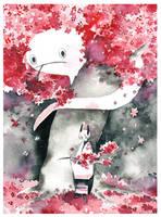 sakura by koyamori