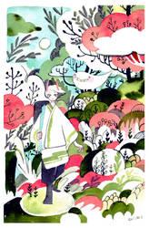 Rolling Hills by koyamori