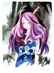 Kirin by koyamori