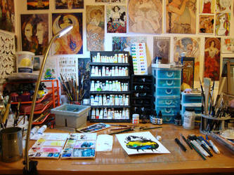 Work space status: clean by koyamori