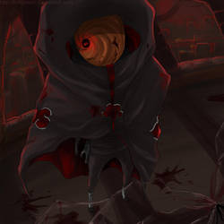 Evil Tobi... again by Mikutashi