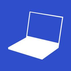 My Computer (with screen) Windows 8 Metro Tile by murfad