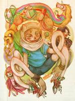 Adventure Time! by EleonoraBertolucci