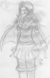 Random Archer by arima9870