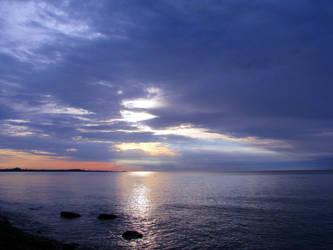 sunrise by laurelrusswurm