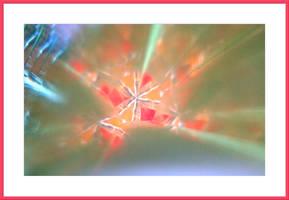 A view inside the kaleidoscope by laurelrusswurm
