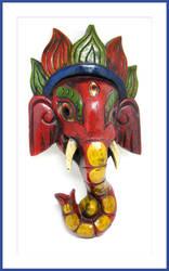 Elephant Mask by laurelrusswurm