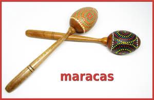 Maracas by laurelrusswurm