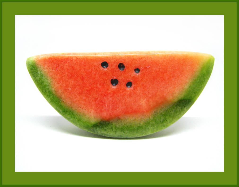 Watermelon by laurelrusswurm