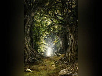 Deep in the Woods by Gate-To-Nowhere